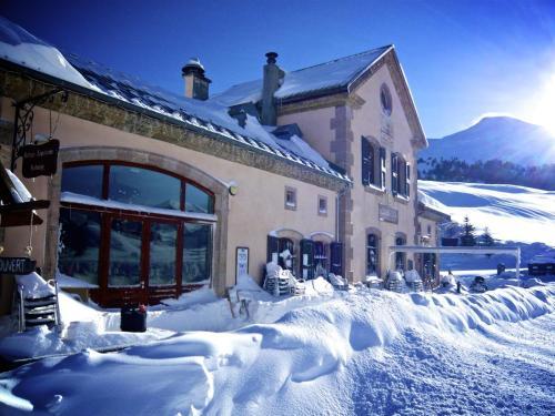 Hôtel, Le Refuge Napoléon : Hotel near Saint-Paul-sur-Ubaye