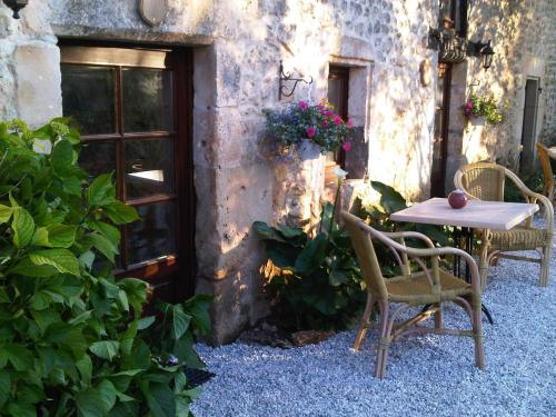 Gites les Lignons : Guest accommodation near Saint-Angeau