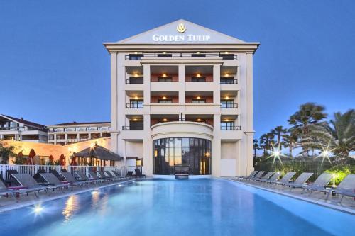 Golden Tulip Villa Massalia : Hotel near Marseille 9e Arrondissement