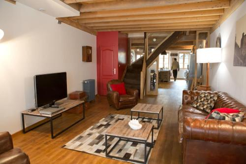 Au Pied Du Rempart : Guest accommodation near La Chapelle-sous-Brancion