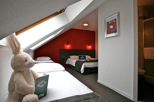 Kyriad Saint Brieuc - Tregueux : Hotel near Saint-Brieuc