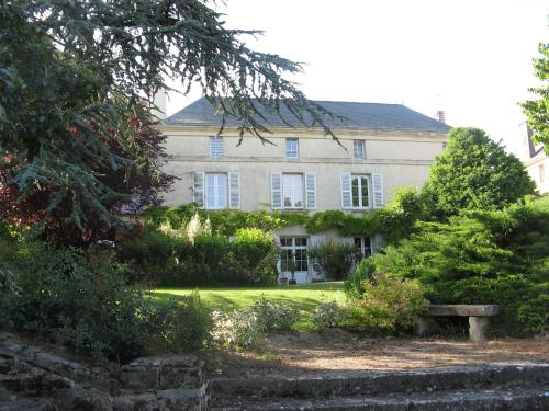 Le Chai De La Rose : Bed and Breakfast near Montreuil-Bellay