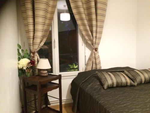 Gite-Ba : Apartment near Fleury-la-Rivière