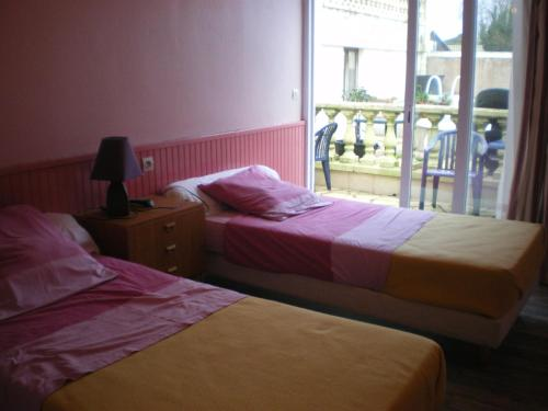 Hotel Le Cargo : Hotel near Beurlay