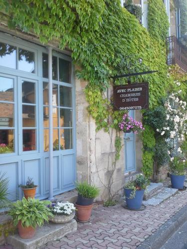 Avec Plaisir : Bed and Breakfast near Couleuvre