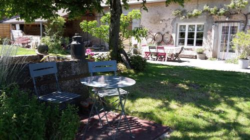 Bécassine et Ficelle : Bed and Breakfast near Montot