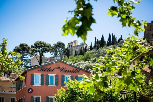 Interhotel Cassitel : Hotel near Cassis