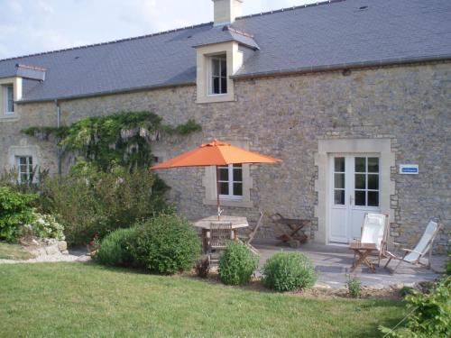 Les Chaufourniers/L'Etable : Guest accommodation near Saint-Martin-de-Blagny