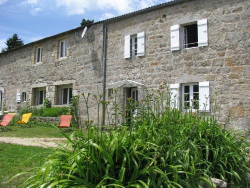 Le Péché de Paresse : Guest accommodation near Saint-Jeure-d'Andaure