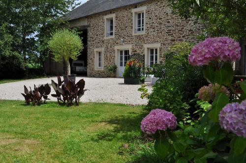 La Villanderie : Guest accommodation near Bricqueville