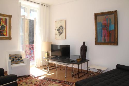 L'annexe de la Cathédrale : Apartment near Narbonne
