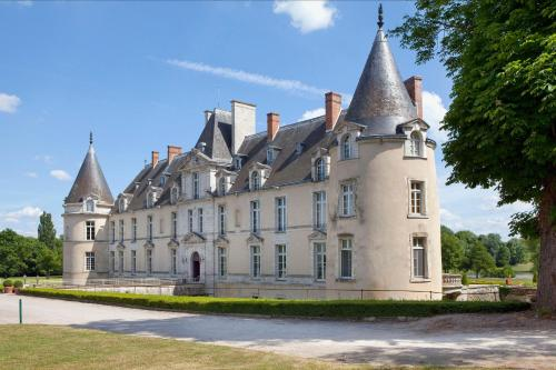 Chateau d'Augerville : Hotel near Gironville