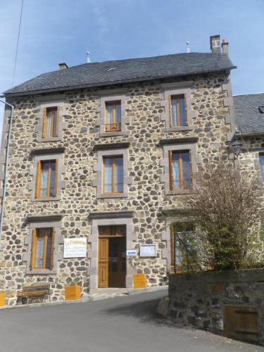 Gîte rural et Chambres d'hôtes Le Fromentou : Guest accommodation near Anzat-le-Luguet