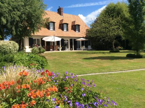 Sweet Home : Bed and Breakfast near Mesnil-Verclives