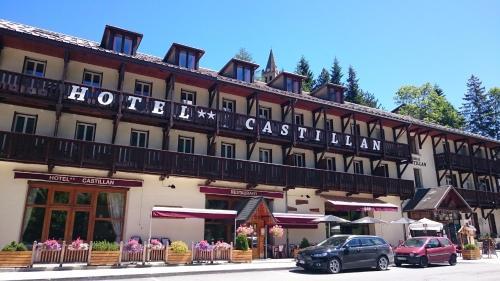 Hotel Castillan : Hotel near La Grave