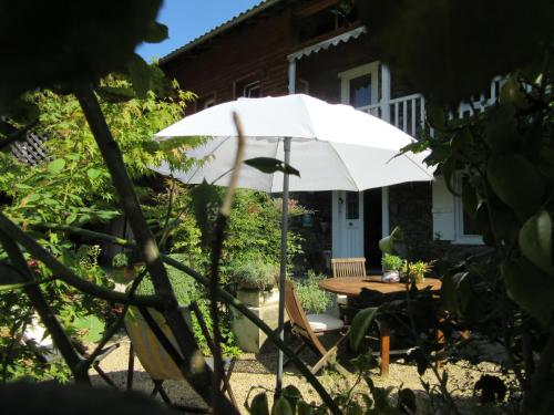 Le Balcon Commingeois : Bed and Breakfast near La Bastide-du-Salat