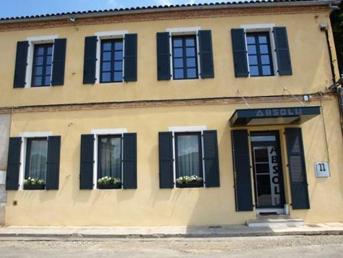 Hôtel Absolu : Hotel near Albefeuille-Lagarde