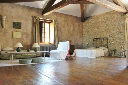 Domaine De Marseillens : Bed and Breakfast near Rustiques