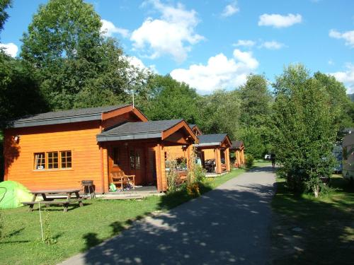 Ascou la Forge : Guest accommodation near Roquefeuil