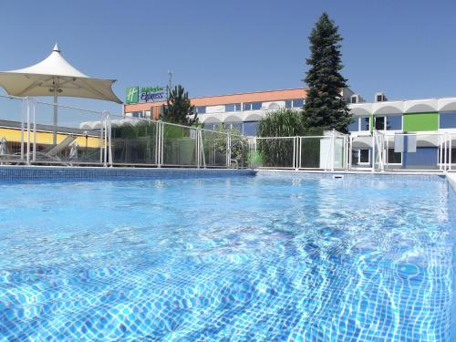 Holiday Inn Express Strasbourg - Sud : Hotel near Hipsheim