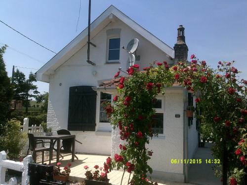 Crossing Cottage Maresquel : Guest accommodation near Aubin-Saint-Vaast