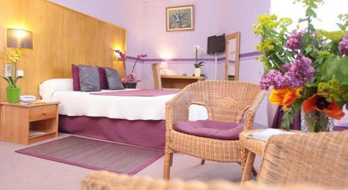 La Treille : Hotel near Vitrac