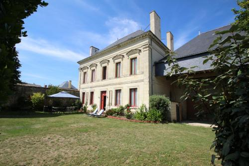 Domaine Des Roses : Bed and Breakfast near Montreuil-Bellay