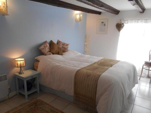 Les Landes : Guest accommodation near Saint-Pardoux-Corbier