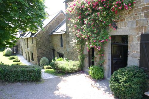 Ferme Saint Christophe : Apartment near Saint-Marcan