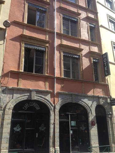 Hôtel Le Boulevardier : Hotel near Lyon 1er Arrondissement
