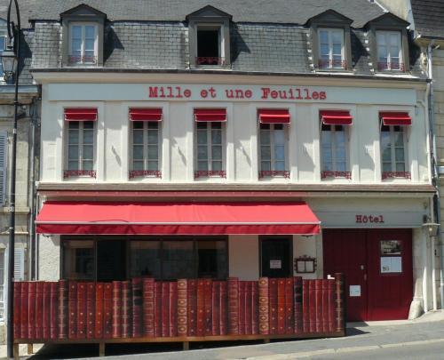 Mille et une Feuilles : Hotel near Saint-Laurent-l'Abbaye