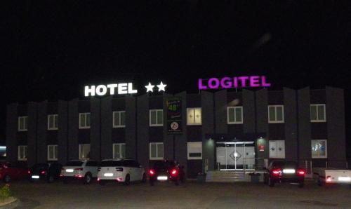 Hotel Logitel : Hotel near Bourges