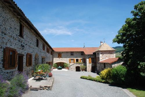 La Ferme Berger : Guest accommodation near Saint-Racho
