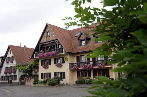 Hotel Restaurant A L'Etoile : Hotel near Schweighouse-sur-Moder