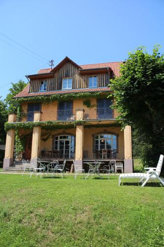 Villa Louisental : Guest accommodation near Waldersbach
