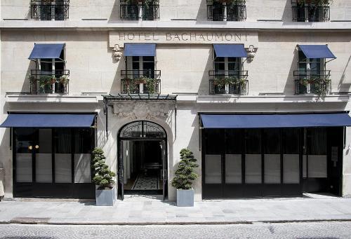 Hotel Bachaumont : Hotel near Paris 2e Arrondissement