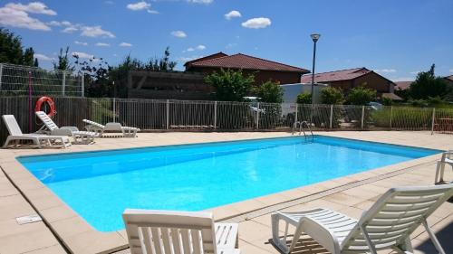 Garden & City Clermont-Ferrand - Gerzat : Guest accommodation near Chavaroux