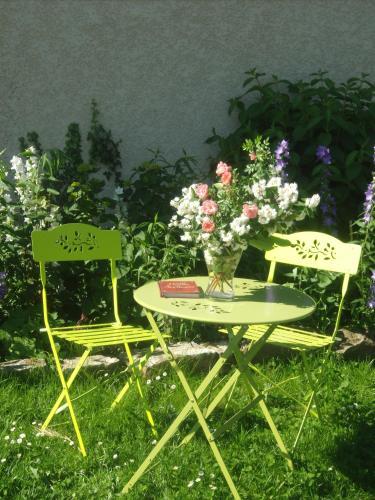 La Casou del Tirou : Bed and Breakfast near L'Herm