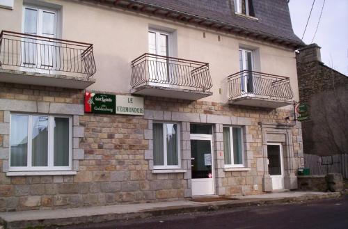 Le Vermondois : Hotel near Les Bessons
