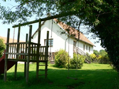 Gite Jouvin : Guest accommodation near Le Mesnil-Aubert