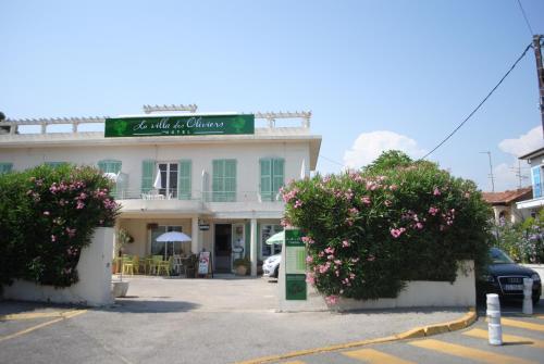 La Villa des Oliviers : Hotel near Cagnes-sur-Mer