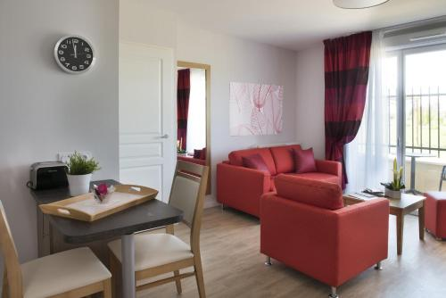 Domitys La Clef des Champs : Guest accommodation near Poitiers
