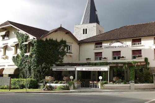 Hotel du Commerce : Hotel near Poudenx