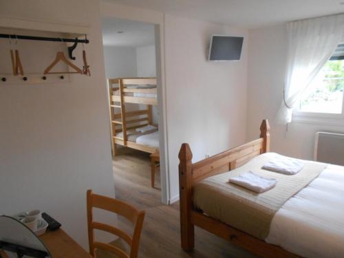 L'Abbaye : Hotel near Bion