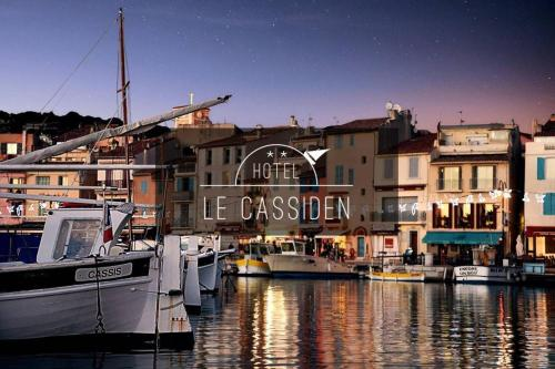 Le Cassiden : Hotel near Cassis