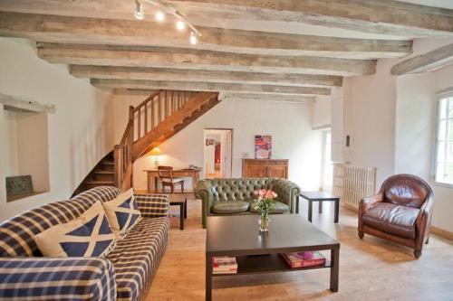 Domaine de l'Aubresset : Guest accommodation near Coursac
