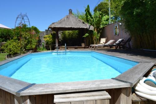 Le Jardin de Manon et Lola : Bed and Breakfast near Cestas