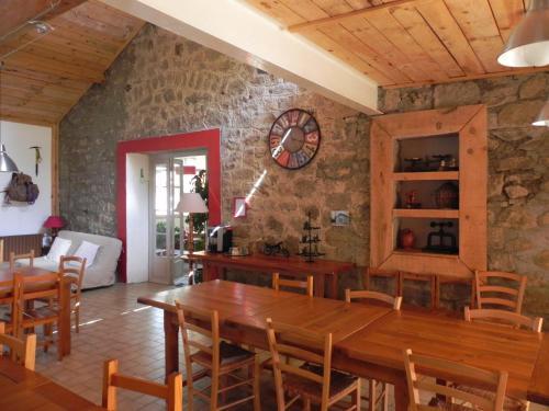 Maison d'hôtes les Ramiers : Guest accommodation near Eyne