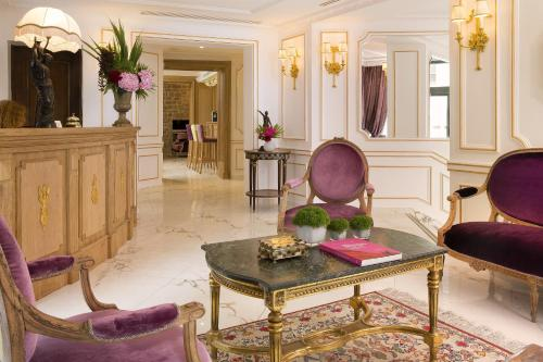 Académie Hôtel Saint Germain : Hotel near Paris 7e Arrondissement