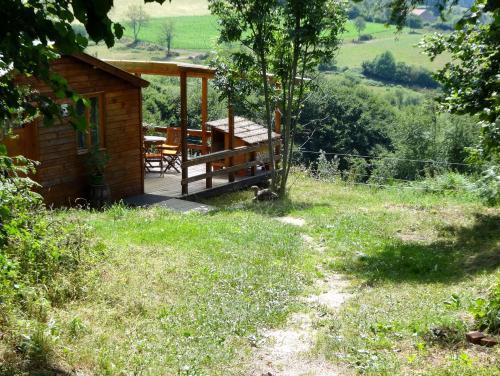 Gîte Naturavous : Guest accommodation near Andelaroche